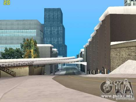Vuelos en Liberty City para GTA San Andreas