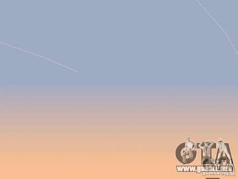Configuración de Timecyc v 2.0 para GTA San Andreas quinta pantalla