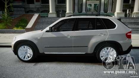BMW X5 Experience Version 2009 Wheels 223M para GTA 4 left