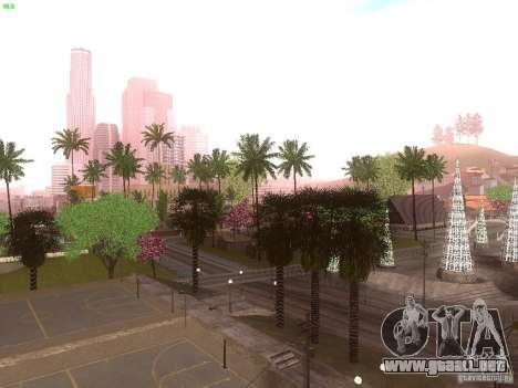 Spring Season v2 para GTA San Andreas sucesivamente de pantalla