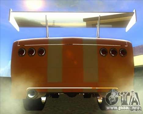 VAZ 2101 explosivas coches tuning para GTA San Andreas left