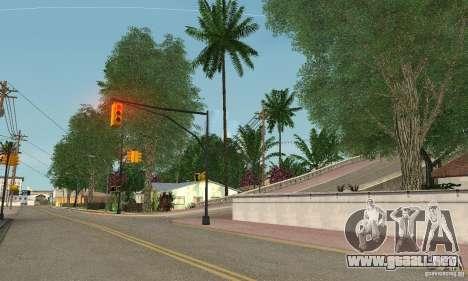 Green Piece v1.0 para GTA San Andreas tercera pantalla