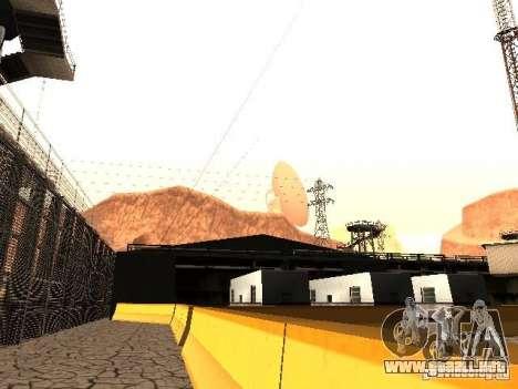 Prison Mod para GTA San Andreas quinta pantalla