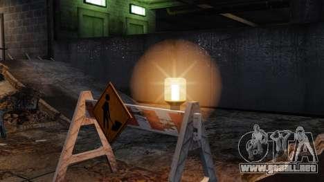 Nueva luz para GTA 4 novena de pantalla