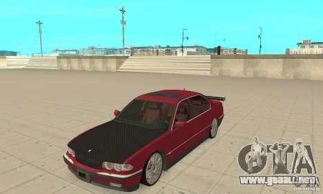 DRIFT CAR PACK para GTA San Andreas segunda pantalla