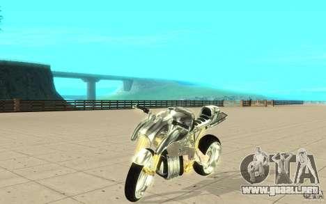 New NRG Chrome version para GTA San Andreas