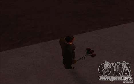 Flowers HD para GTA San Andreas tercera pantalla