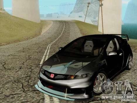 Honda Civic TypeR Mugen 2010 para GTA San Andreas
