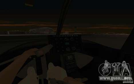 GTA IV Maverick para vista lateral GTA San Andreas
