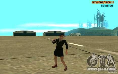 SkinHeads Pack para GTA San Andreas sexta pantalla