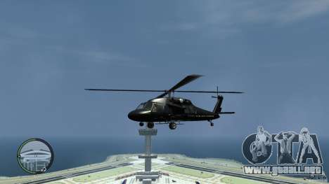 U.S. Air Force (annihilator) para GTA 4