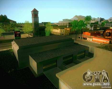 Nuevas texturas Hospital General de todos los Sa para GTA San Andreas sucesivamente de pantalla