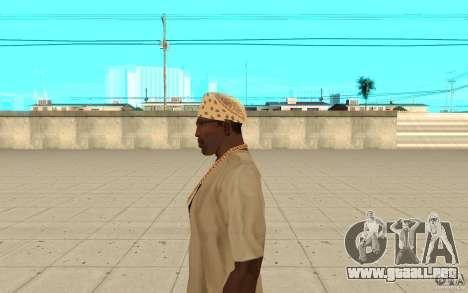 Bandana yendex para GTA San Andreas segunda pantalla