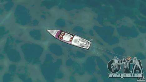 Ski Speeder para GTA Vice City