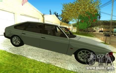 2141 AZLK v2.0 para GTA San Andreas left