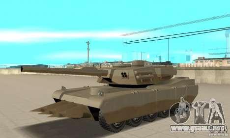 Nel cojo el tanque Rhino para GTA San Andreas