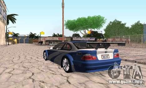 New Groove by hanan2106 para GTA San Andreas sexta pantalla