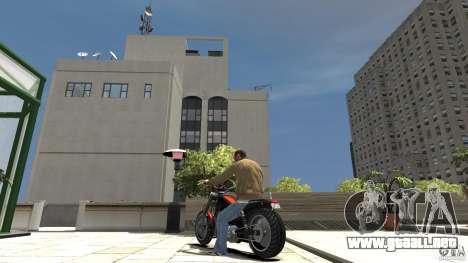 The Lost and Damned Bikes Revenant para GTA 4 Vista posterior izquierda