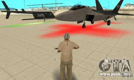 SpecDefekty para GTA San Andreas décimo de pantalla