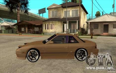 Nissan Silvia S13 Onevia Tuned para GTA San Andreas left