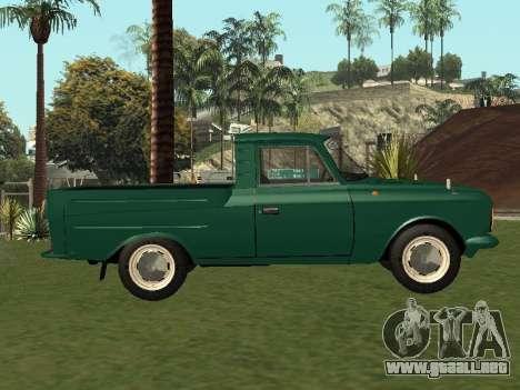 IZH 27151 PickUp para GTA San Andreas left