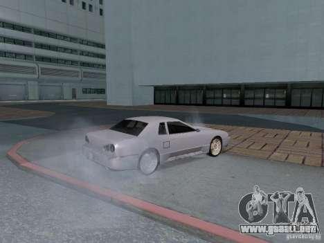 Elegy HD para visión interna GTA San Andreas