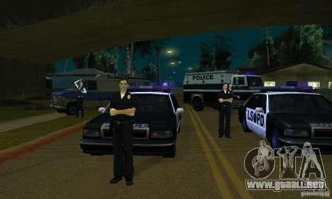 Proyecto x en Grove Street para GTA San Andreas sexta pantalla