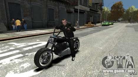 Metal Clothes FULL Pack v1 para GTA 4 segundos de pantalla