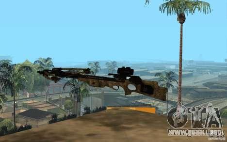 Ballesta para GTA San Andreas