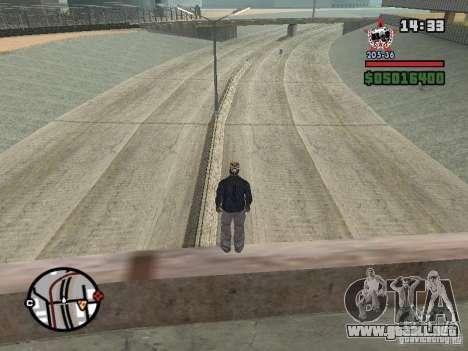 Todas Ruas v3.0 (Las Venturas) para GTA San Andreas séptima pantalla