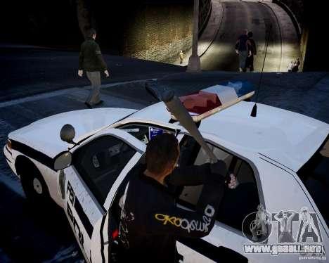 Bad Niko para GTA 4 tercera pantalla