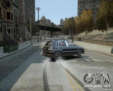 iCEnhancer 2.0 para GTA 4 quinta pantalla