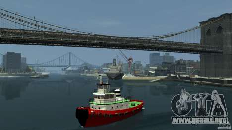 TUG Texture and Handling para GTA 4