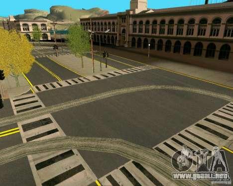 GTA 4 Roads para GTA San Andreas novena de pantalla