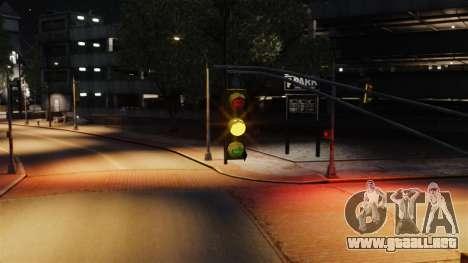 Nueva luz para GTA 4 séptima pantalla