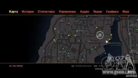 CG4 Radar Map para GTA 4 séptima pantalla