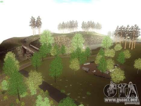Spring Season v2 para GTA San Andreas octavo de pantalla