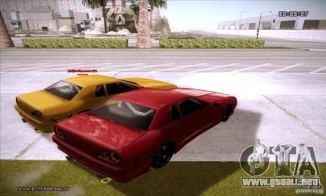 ENBSeries v5.0 Baby Blue para GTA San Andreas sexta pantalla