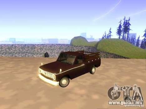 Mazda Familia 800 Pickup para GTA San Andreas