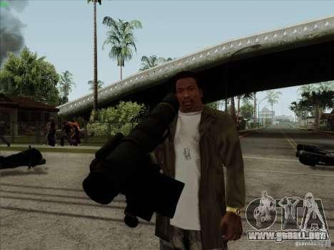 Javelin para GTA San Andreas tercera pantalla