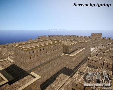 Ancient Arabian Civilizations v1.0 para GTA 4 quinta pantalla