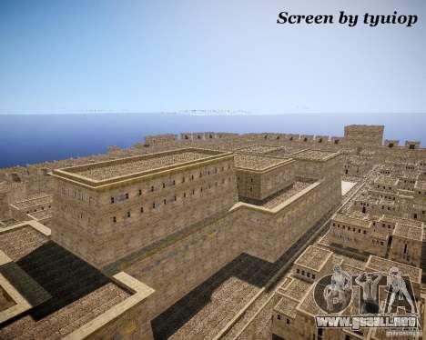 Ancient Arabian Civilizations v1.0 para GTA 4 quinta pantalla