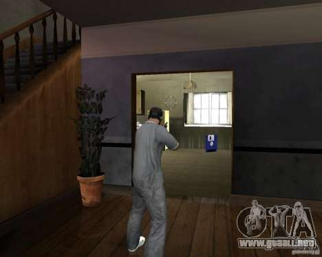 ShotGun para GTA San Andreas tercera pantalla