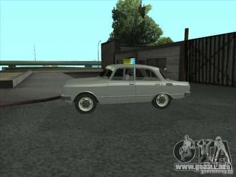 Moskvich 2140 SL para GTA San Andreas left