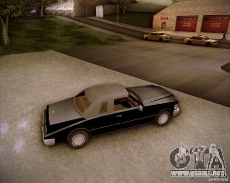 HD Idaho para visión interna GTA San Andreas