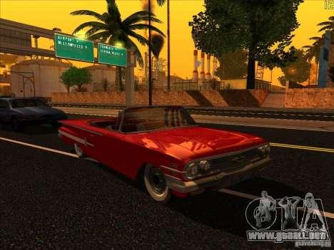 ENBSeries v1.6 para GTA San Andreas séptima pantalla