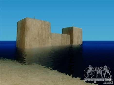 ENB v1.01 para PC para GTA San Andreas quinta pantalla