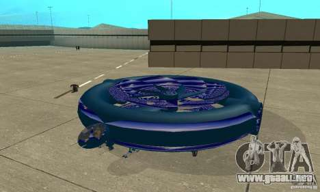 Chuckup para GTA San Andreas