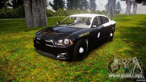 Dodge Charger 2012 Florida Highway Patrol [ELS] para GTA 4