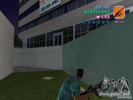 AK-103 para GTA Vice City segunda pantalla